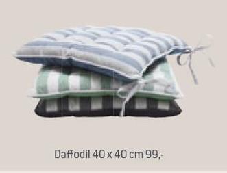 Daffodil 40x40 cm